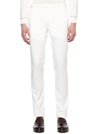 Rota Pantolon Beyaz